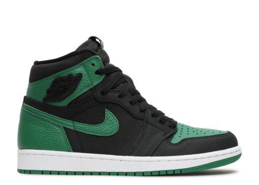 Nike Air Jordan 1 Retro High Pine Green Black