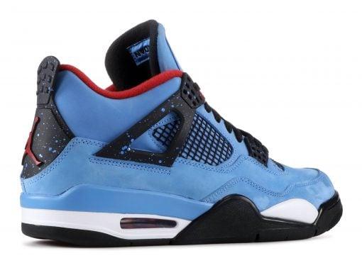 Nike Air Jordan 4 Retro Travis Scott Cactus Jack