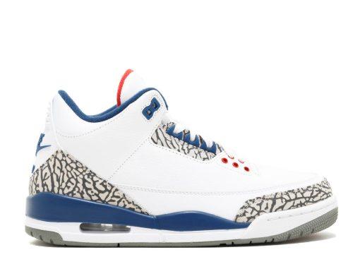 Nike Air Jordan 3 Retro True Blue (2016)