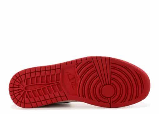 Nike Air Jordan 1 Retro High Bred Toe