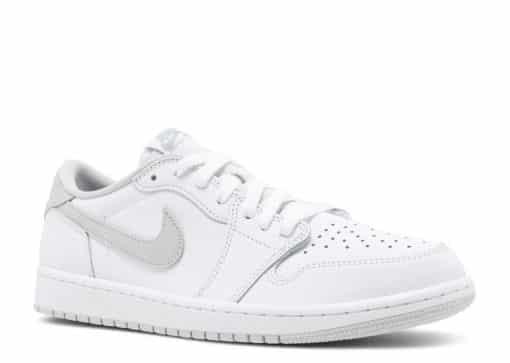 Nike Air Jordan 1 Low OG Neutral Grey (2021) CZ0790-100