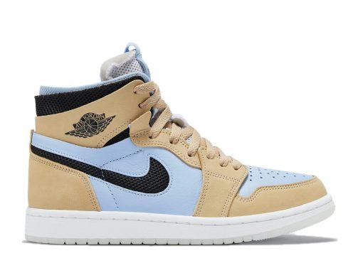 Nike Air Jordan 1 Zoom CMFT Psychic Blue (W) CT0979-400