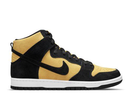 Nike Dunk SB High Reverse Goldenrod DB1640-001
