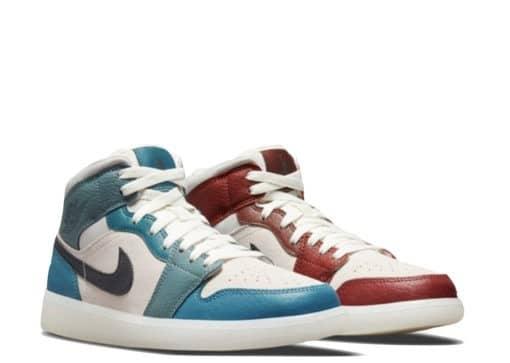 Nike Air Jordan 1 Mid Anti Gravity Machines (W) DM9601-200